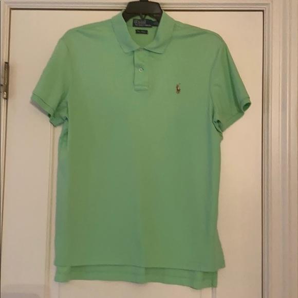 Men's Polo Shirt Sleeve Shirt